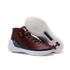 """Баскетбольные кроссовки Under Armour Curry 3 """"MAGI CHRISTMAS"""" 1269279-007 - С гарантией"""