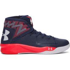 Оригинальные  баскетбольные кроссовки Under Armour Rocket 2 1286385-410 - С гарантией
