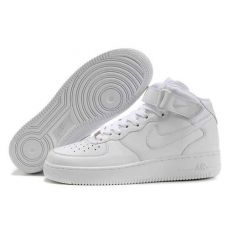 Nike Air Force 1 mid (зима с мехом)