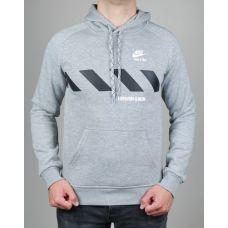 Зимняя спортивная кофта Nike 0200-2 - С гарантией