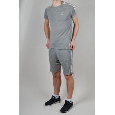 Летний спортивный костюм Adidas 0116-3 - С гарантией