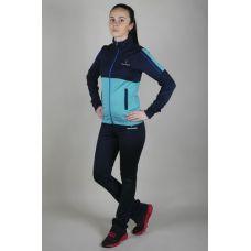 Женский спортивный костюм Speed Life 0065-3