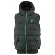 Жилетка Nike Weste Hood Padd Were 636698-060 (Оригинал)